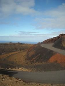 Lanzarote ei suoi vulcani