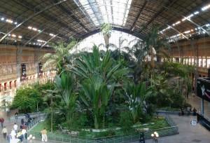 Madrid stazione di atocha