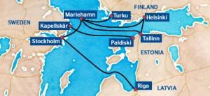 mar baltico crociera helsinki stoccolma