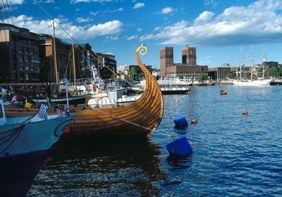 Il porto di Oslo