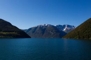 Skei un paesaggio scandinavo