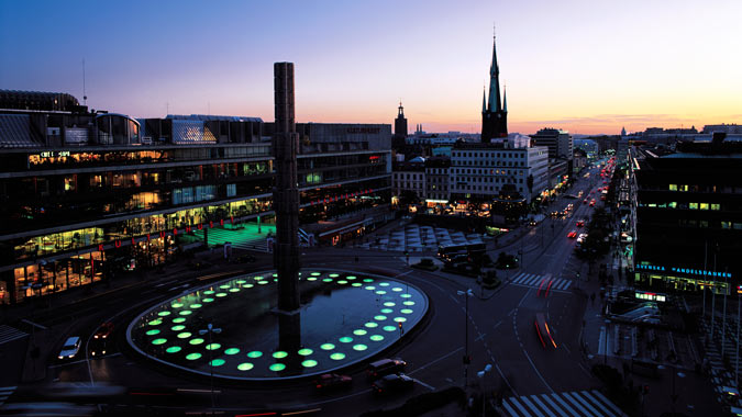 Veduta di Stoccolma