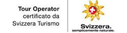 Tour Operator Certificato da SVIZZERA TURISMO