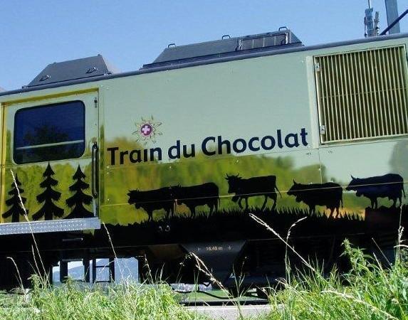 Il treno del cioccolato