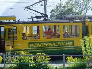 treno jungfrau a wengen