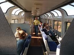 stati uniti con i treni dell'amtrak